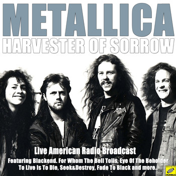 Metallica - Harvester Of Sorrow (Live)