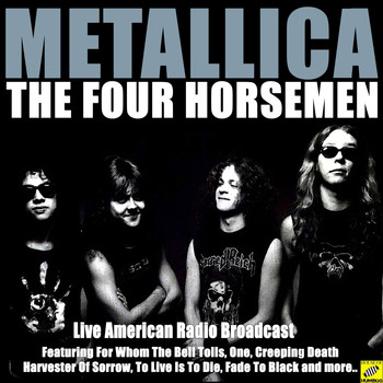 Metallica - The Four Horsemen (Live)