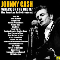 Johnny Cash - Wreck of the Old 97 (Live)