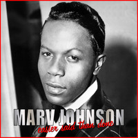 Marv Johnson - Easier Said Than Done