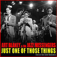 Art Blakey And The Jazz Messengers - Just One of Those Things (Live)