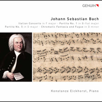 Konstanze Eickhorst - J.S. Bach: Keyboard Works
