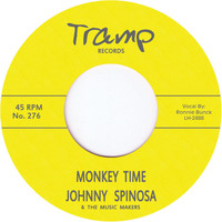 Johnny Spinosa - Monkey Time