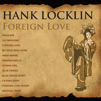 Hank Locklin - Foreign Love