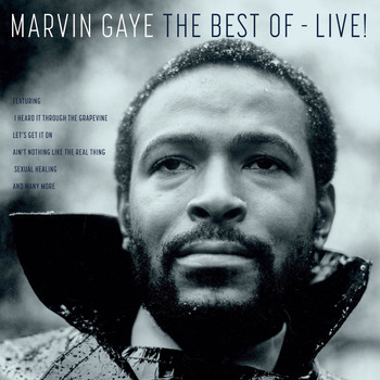 Marvin Gaye - The Best Of Marvin Gaye - Live