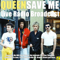 Queen - Save Me (Live)