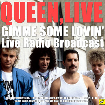 Queen - Gimme Some Lovin' (Live)