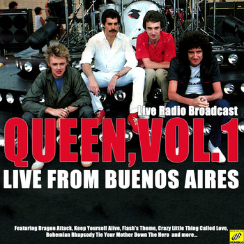 Queen - Queen Live From Buenos Aires Vol. 1 (Live)