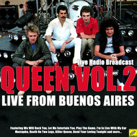 Queen - Queen Live From Buenos Aires Vol. 2 (Live)