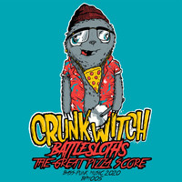 Crunk Witch - Battlesloths: The Great Pizza Score