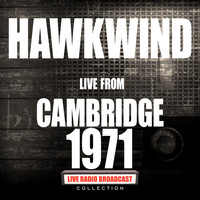 Hawkwind - Live From Cambridge 1971 (Live)