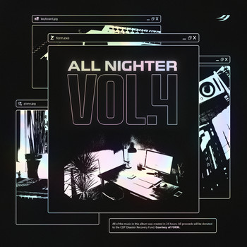 Various Artists - All Nighter, Vol. 4 (Explicit)