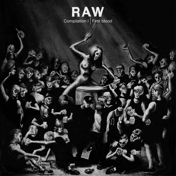 Various Artists - Raw Compilation, Vol. 1: First Blood (Explicit)