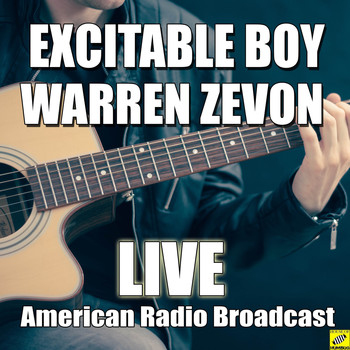 Warren Zevon - Excitable Boy (Live)