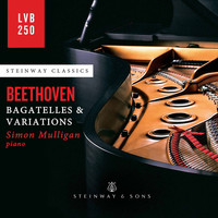 Simon Mulligan - Beethoven: Bagatelles & Variations