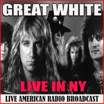 Great White - Live in NY (Live)