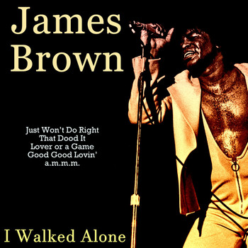 James Brown - I Walked Alone