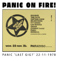 Panic - Panic on Fire! (Live at Paradiso, 22-11-1978)