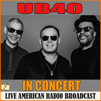 UB40 - In Concert (Live)