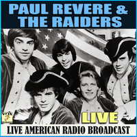 Paul Revere & The Raiders - Paul Revere & The Raiders Live (Live)