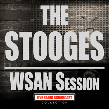 The Stooges - WSAN Session (Live)