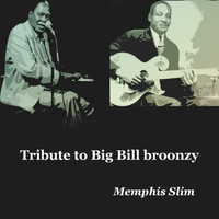 Memphis Slim - Tribute to Big Bill Broonzy
