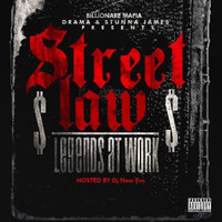 Drama - Street Law: Legends At Work (Explicit)