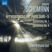 Eckerle Piano Duo - R. Schumann: Arrangements for Piano Duet, Vol. 5