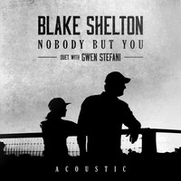 Blake Shelton - Nobody But You (Duet with Gwen Stefani) (Acoustic)