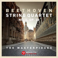 Fine Arts Quartet - The Masterpieces, Beethoven: String Quartet No. 1 in F Major, Op. 18