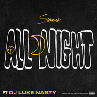 Sammie - All Night (feat. DJ Luke Nasty) (Explicit)