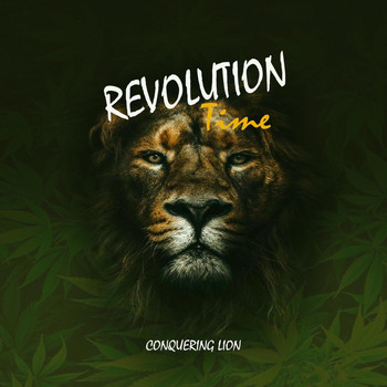Conquering Lion - Revolution Time