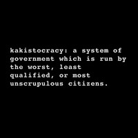 Therapy? - Kakistocracy