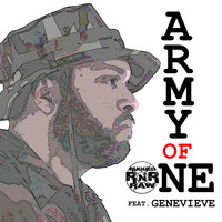 Rugged N Raw - Army of One (feat. Genevieve) (Explicit)