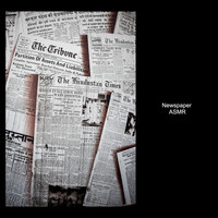 ASMR Team / - Newspaper Asmr