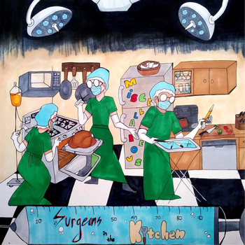 Miscellaneous - Surgeons in the Kitchen (Explicit)