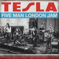 Tesla - Five Man London Jam (Live At Abbey Road Studios, 6/12/19)