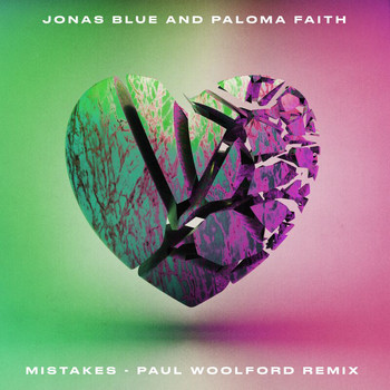 Jonas Blue - Mistakes (Paul Woolford Remix)