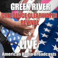 Creedence Clearwater Revival - Green River (Live)