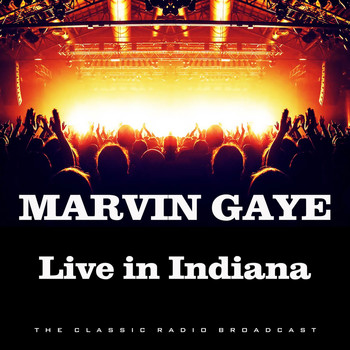 Marvin Gaye - Live in Indiana (Live)