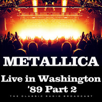 Metallica - Live in Washington '89 Part 2 (Live)