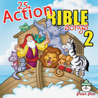 Nashville Kids' Sound - 25 Action Bible Songs 2