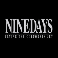 Nine Days - Flying the Corporate Jet (First Class Upgrade Edition)
