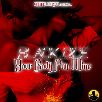 Black Dice - Your Body Pan Mine
