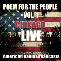Chicago - Poem For The People Vol. 1 (Live)