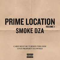 Smoke Dza - Prime Location, Vol. 1 (Explicit)