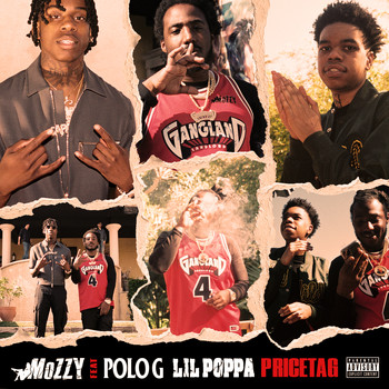 Mozzy - Pricetag (feat. Polo G & Lil Poppa) (Explicit)