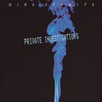 Dire Straits - Private Investigations / Badges, Posters, Stickers, T-Shirts