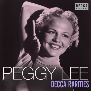 Peggy Lee - Decca Rarities