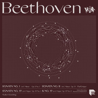 "Walter Gieseking - Beethoven: Sonatas No. 1 in F Minor, Op. 2 No. 1, No. 8 in C Minor, Op. 13 ""Pathètique"", No. 19 in G Minor, Op. 49 No.1 & No. 20 in G Major, Op. 49 No. 2"